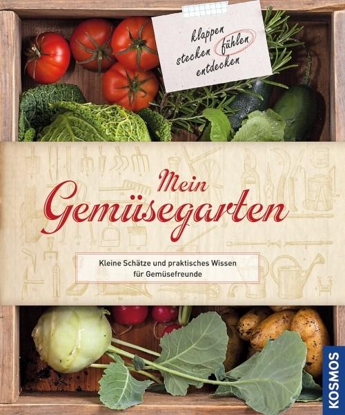Buch mit Tipps für den Gemüsegarten und den Balkongarten