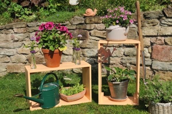 DIY Outdoormöbel für Garten, Terrasse und Balkon