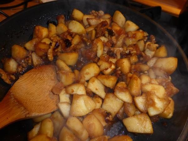 Bratapfel Rezept aus der Pfanne: Lecker und blitzschnell