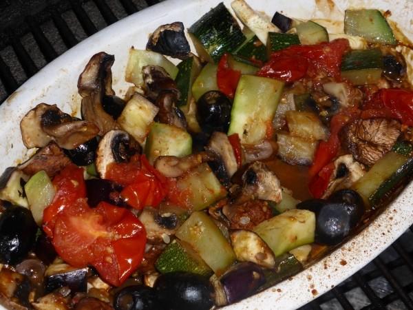 Gemüse grillen ist einfach und lecker als Hauptakteuer oder Beilage.