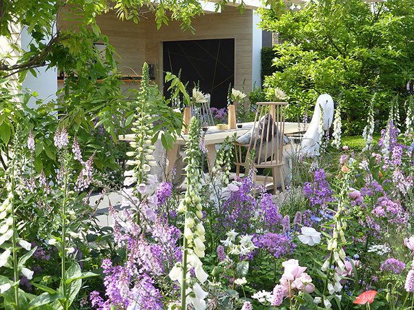 CHelsea Flower Show LG Garden 2016