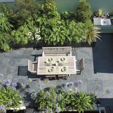 Garten oder Terrasse: Gärtnern und gestalten mit Hochbeeten