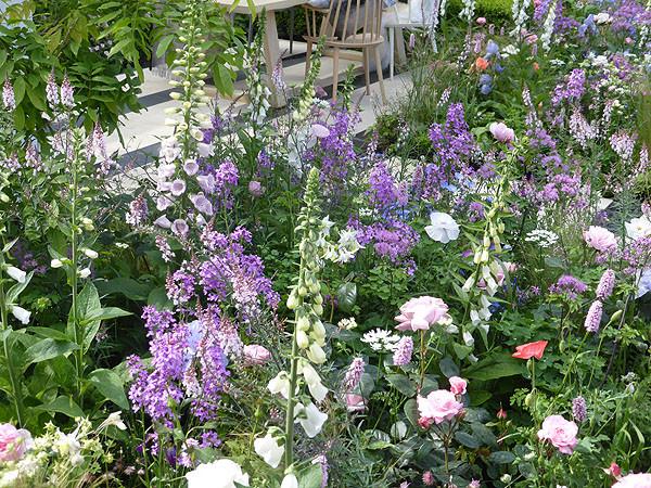 Garten neu anlegen und die Blumen: Paradebeispiel der Chelsea Flower Show