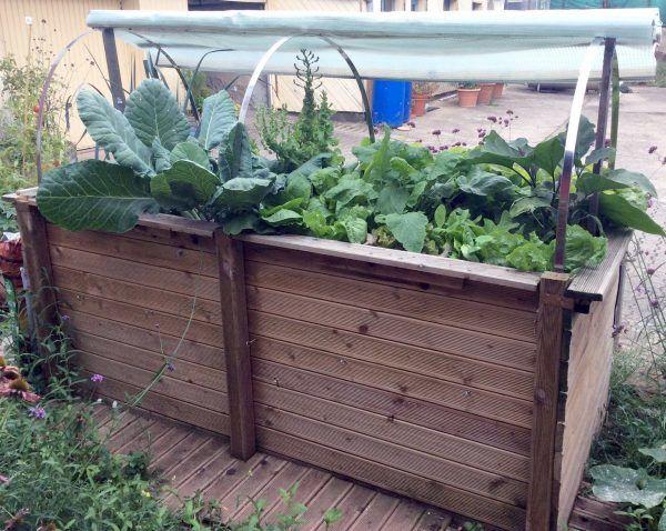 Garten Neu Anlegen Und Hochbeet Bauen