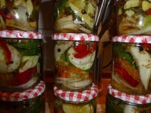 Gurken süss-sauer einkochen Rezept