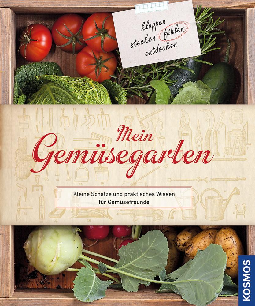 Buch Tipp: Gemüsegarten und Balkongarten