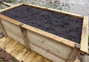 Hochbeet selber bauen: Anleitung