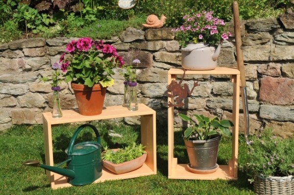 Do-it-Yourself: Coole Outdoormöbel einfach selbst bauen
