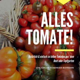 """""""Alles Tomate!"""": Mein kleines Buch über eine großartige Frucht"""