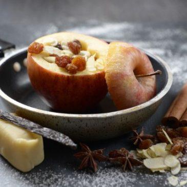 Schnell und verführerisch: Bratapfel-Rezept aus der Pfanne