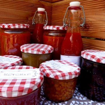 Einkochen und einmachen: Tipps, Anleitung und Rezepte auch mit Backofen