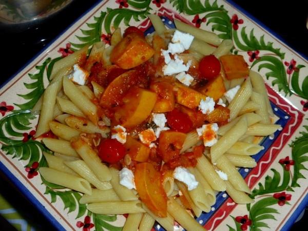 Pasta-Zucchini-Rezept