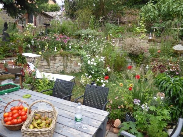 Garten Im September : garten und balkon im september aussaat ernten und ~ Watch28wear.com Haus und Dekorationen