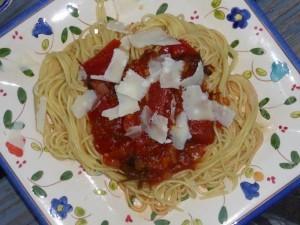 Tomaten einkochen für Tomatensauce das ganze Jahr