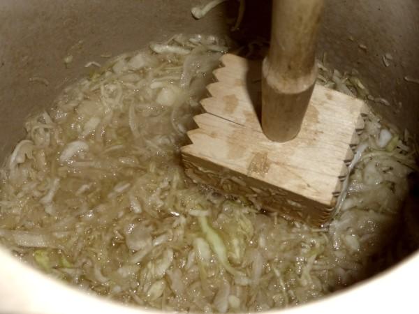 sauerkraut einmachen eine anleitung fuer das gesunde kraut