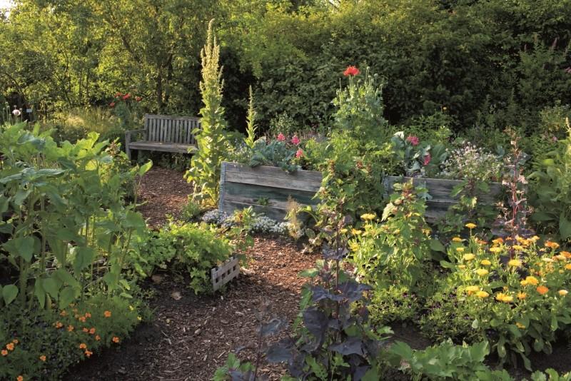 Garten Gestalten Mit Hochbeet 2
