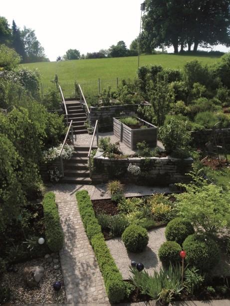 Garten Gestalten Mit Hochbeet 4