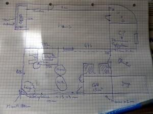 Garten neu anlegen Plan zeichnen
