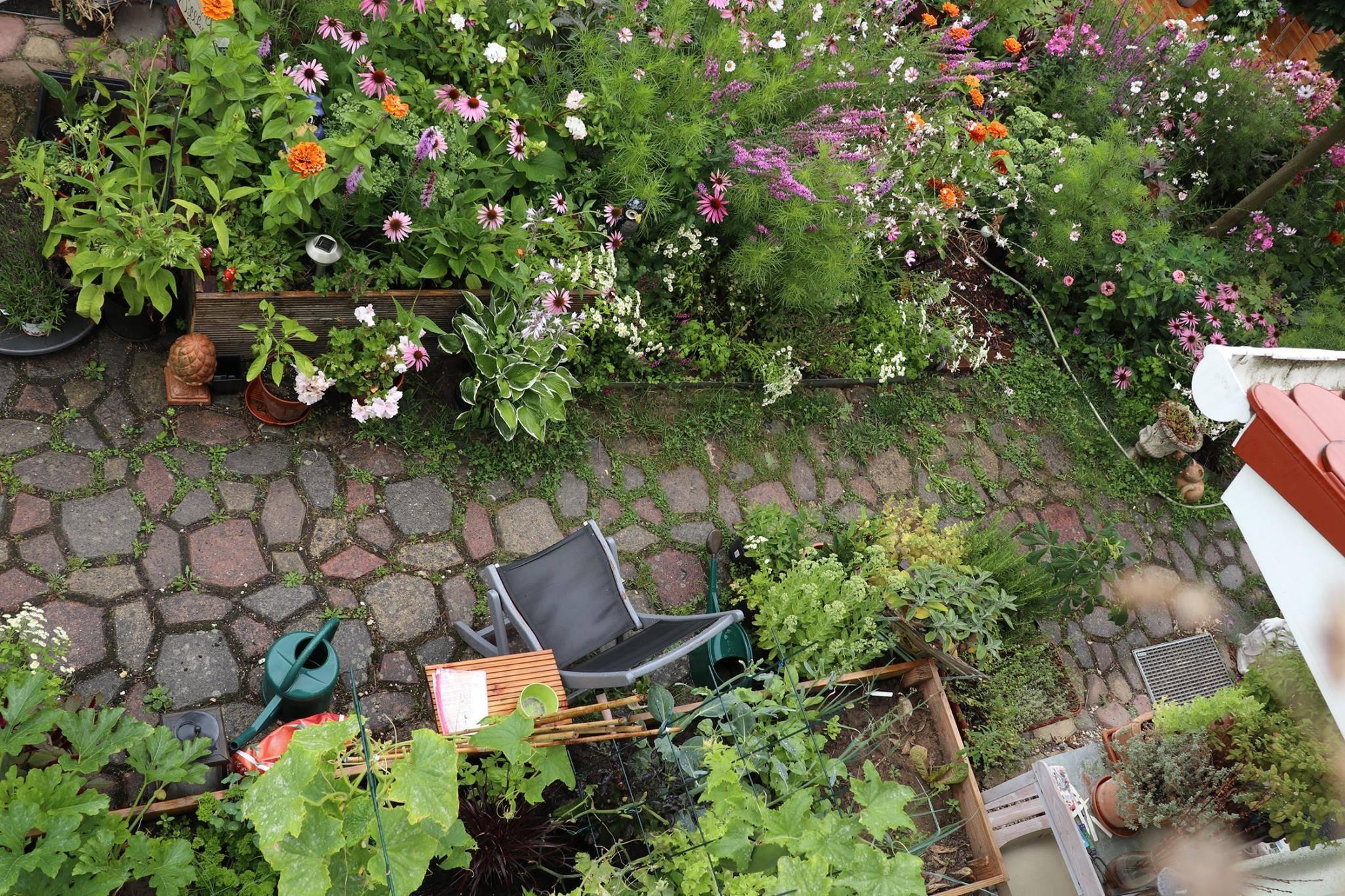 Hochbeet anlegen befuellen bepflanzen tipps - Balkongarten anlegen ...