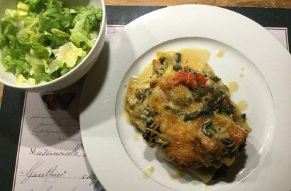 Coole Cannelloni: Wenn Spinat zum leidenschaftlichen Italiener avanciert