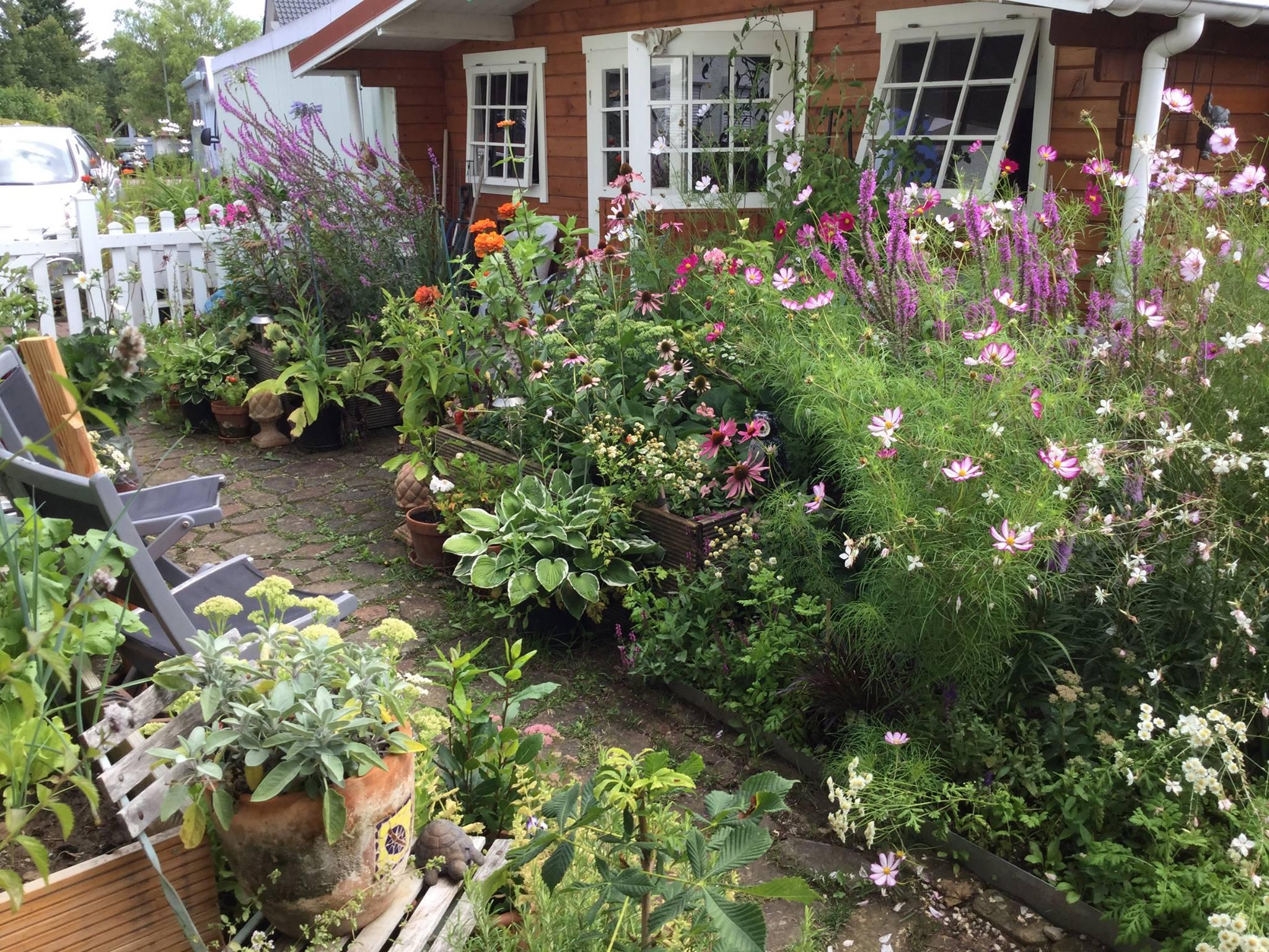 Gartenhaus: Viel Stau- und Wohnraum, auch im kleinen Garten