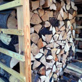Holzunterstand selbst bauen: Eine Anleitung mit Palette