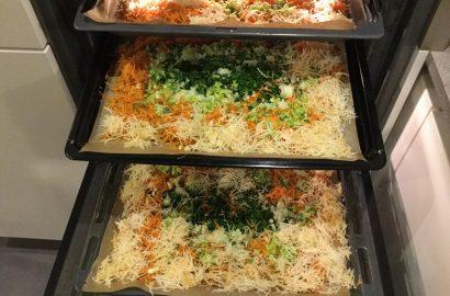 Geniales Gemüsepulver selber machen und Gemüsefond aus Abfall