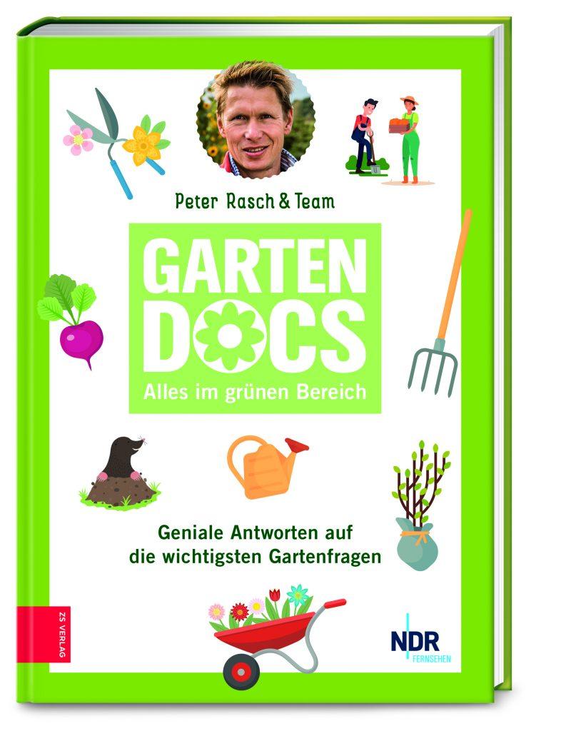 Gartenbuch für ökologisches Gärtnern. GArten-Docs von Peter Rasch