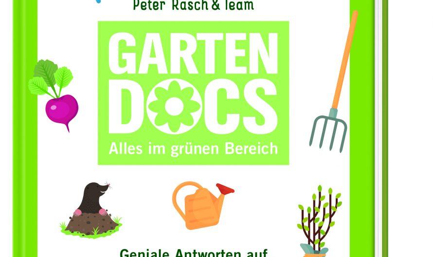 Buch-Tipp: Garten-Docs, der nachhaltige Gartenratgeber