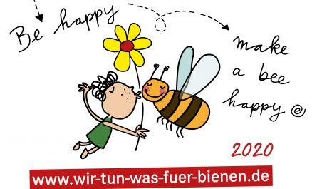 Wettbewerb wir tun was für Bienen: Deutschland summt