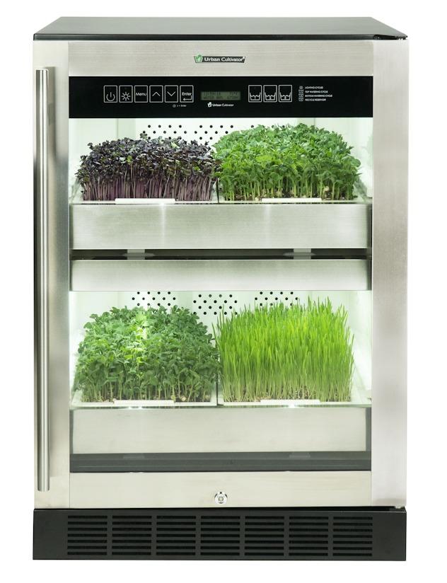 Urban Cultivator Indoor Gardening Gewächshausschrank