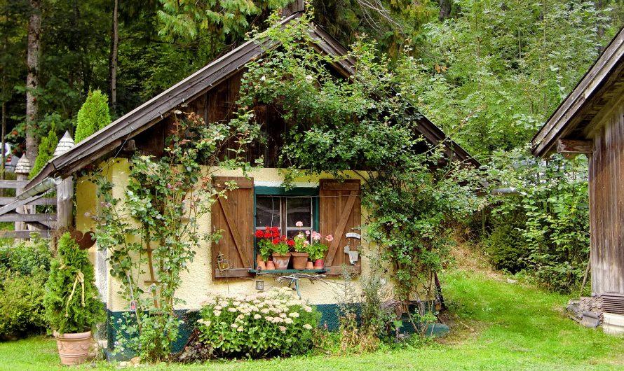 Das Gartenhaus aufräumen – mehr Ordnung und Organisation im Gartenhaus schaffen!