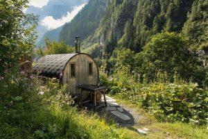 Garten und Corona: Eigenes grünes Reich besser nutzen wie mit einer Sauna