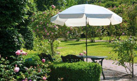 Bild Sonnenschirme für den Garten und Balkon