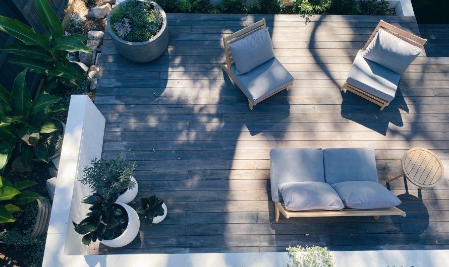 Gartenmöbel für Terrasse und Balkon