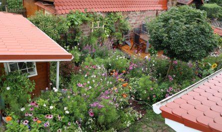 Kleinen Garten optimal nutzen und gestalten